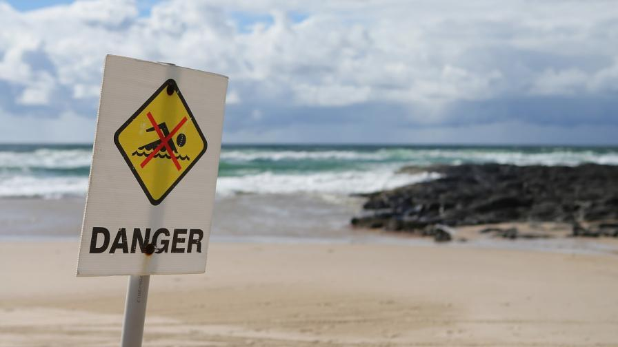 Акули нападнаха деца в известен курорт в С. Каролина