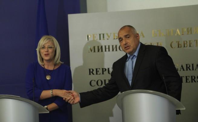 Борисов: Не играйте с етническия огън, казвам го като пожарникар