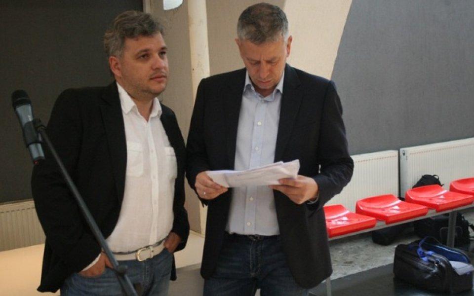 Манджуков и Георгиев: Трябва да се рестартира проектът ЦСКА