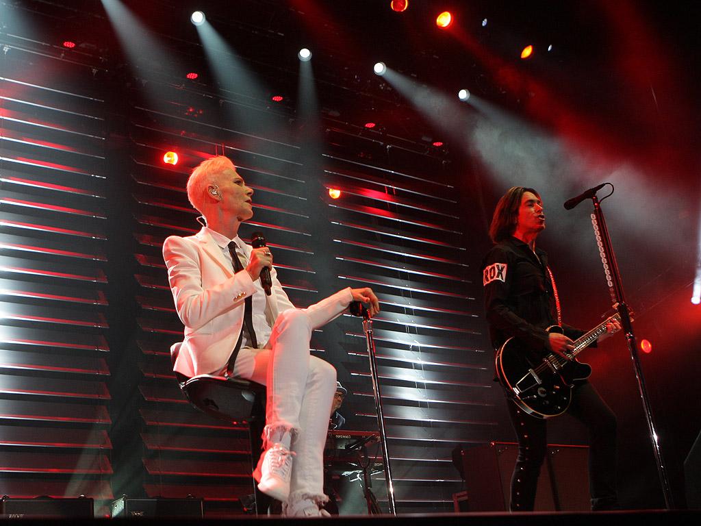 Концерт на шведското супердуо Rоxette, 17 юни 2015 в Арена Армеец в София