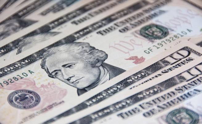 След пет години 10-доларовата банкнота ще изглежда различно