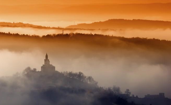 Крепостта Царевец – среща с българската история