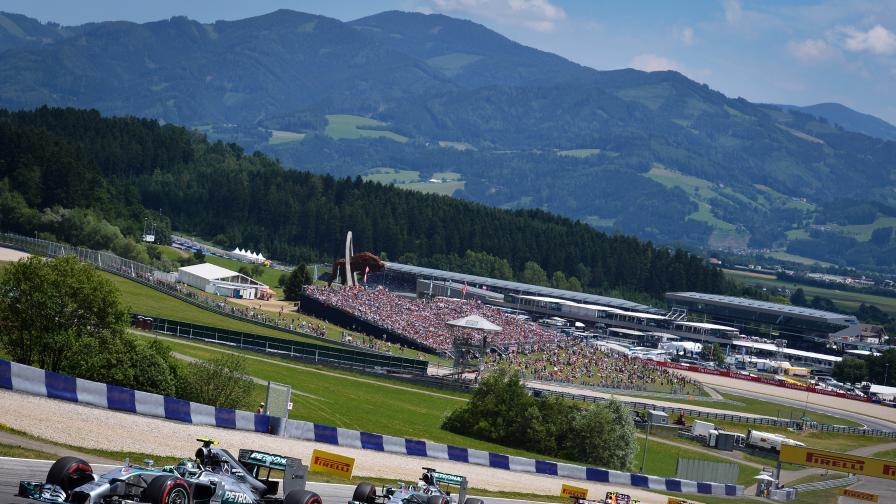 Формула 1 в Австрия на живо по Diema Sport този уикенд
