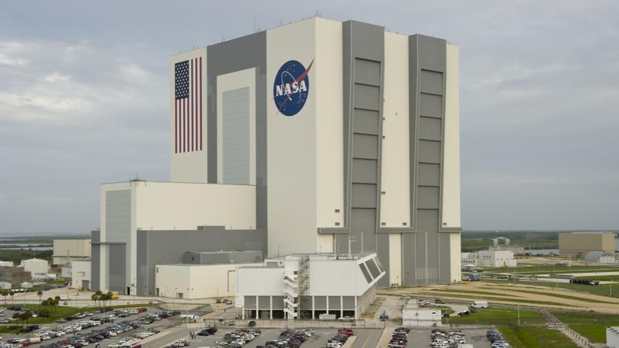 """Космическият център """"Кенеди"""" ще има зала на славата"""