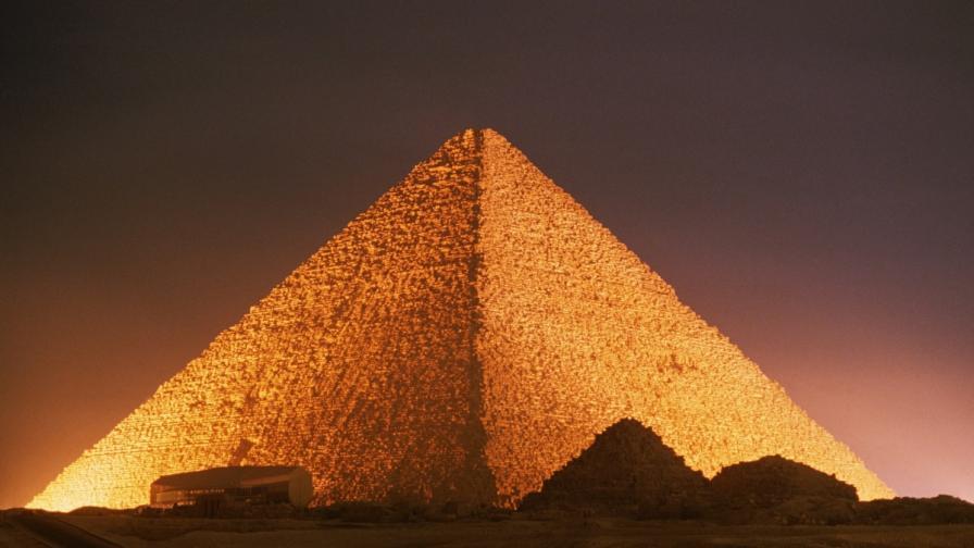 Египет - вълшебни пейзажи и два различни свята