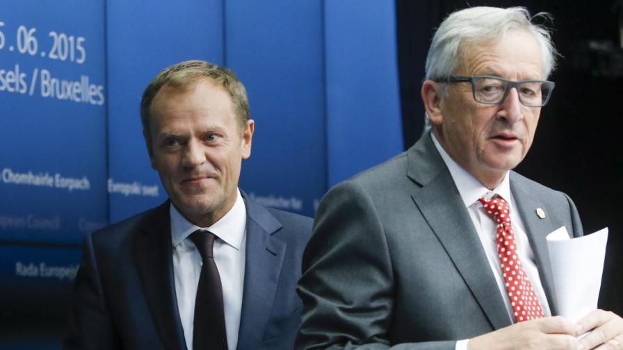 """България с """"частично изключение"""" за разселването на мигрантите в ЕС"""