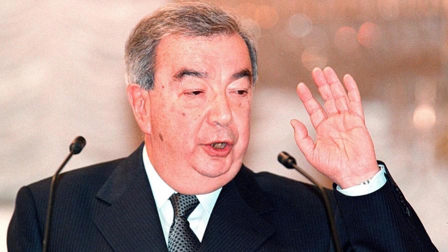 Евгений Примаков през 1998 г.