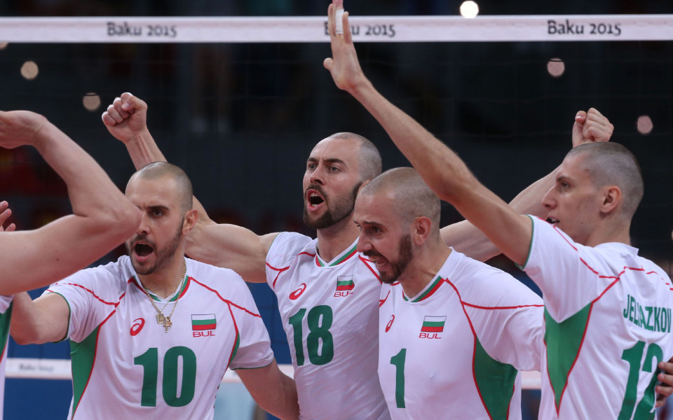 Волейболистите стягат мощна агитка за сестри Стоеви в Баку