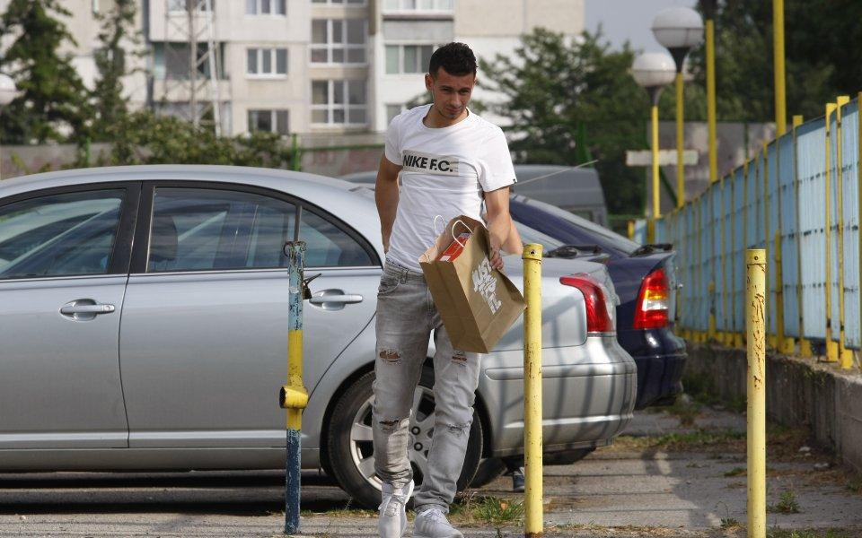 Италианският Сиена постигна договорка с бившия футболист на Левски Денис