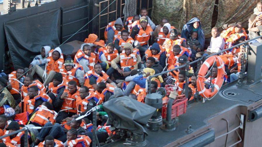 ООН: Рекорден брой мигранти в Европа