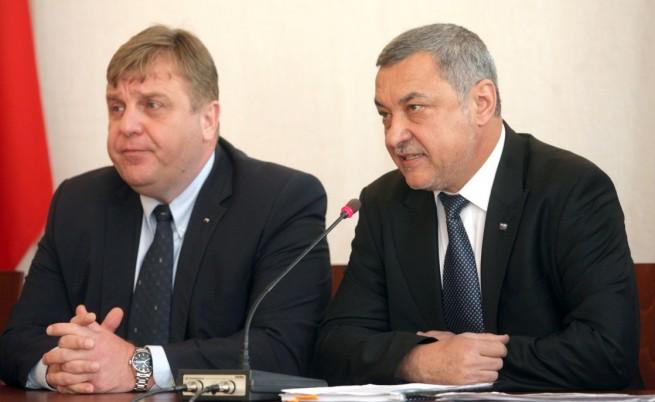 Патриотичният фронт не подкрепя искането за оставка на ВСС