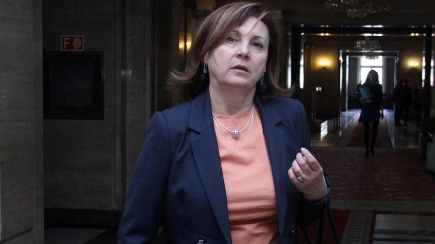 Румяна Бъчварова: Ще има проверка за българските документи на ИД