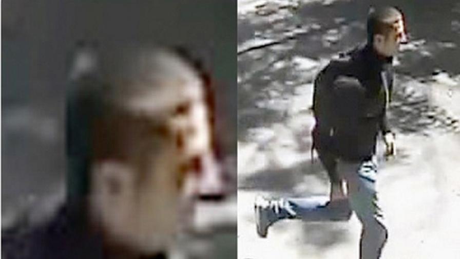 МВР разпространи нови кадри на свидетел на убийството в Борисовата градина
