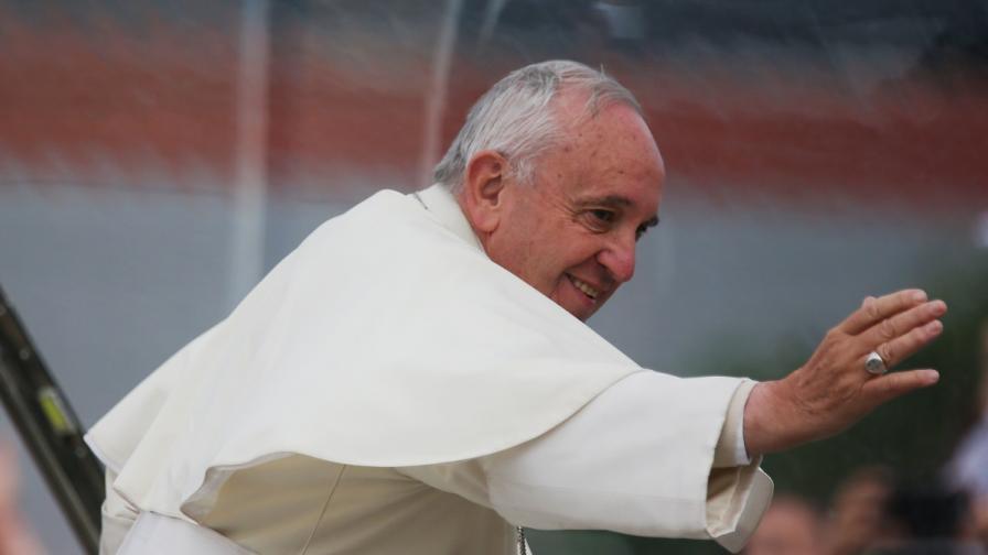Папата се извини за греховете на Църквата в Америка