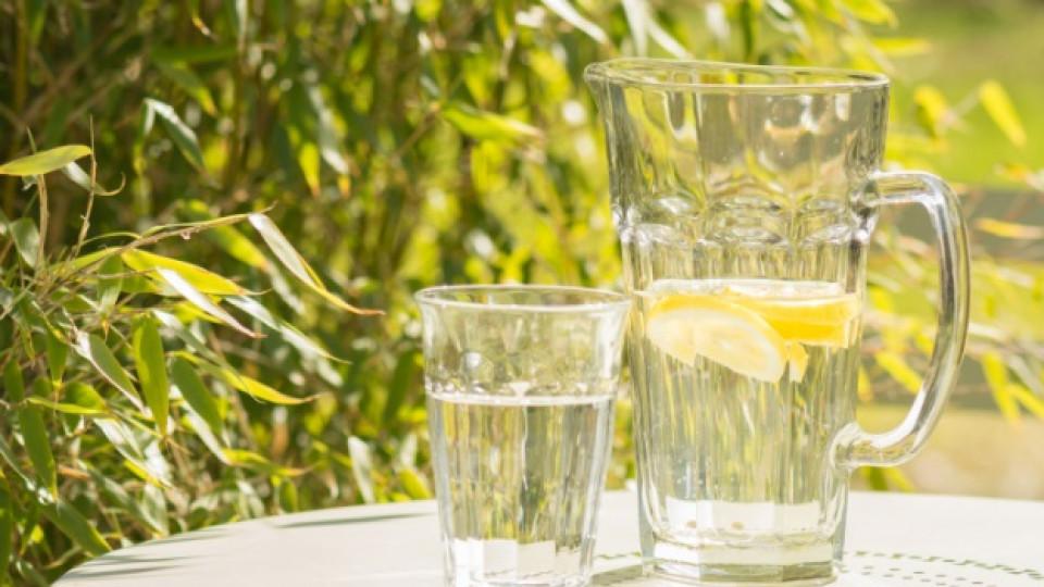 Новият хит в диетите: вода с бамбук