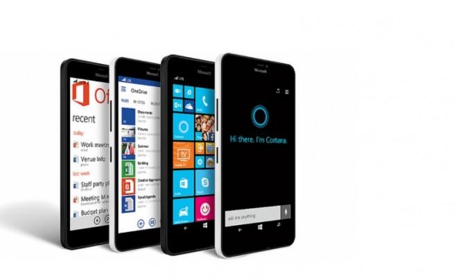 """""""Майкрософт"""" ще представя не повече от 6 смартфона на година"""