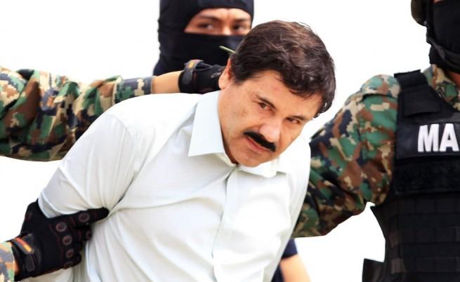 Ел Чапо, който избяга от затвора, е бил забелязан два пъти