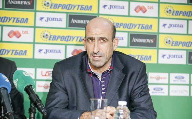 Йордан Лечков източник: LAP.bg, Любомир Асенов