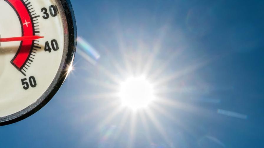 41 градуса на сянка измериха в Севлиево