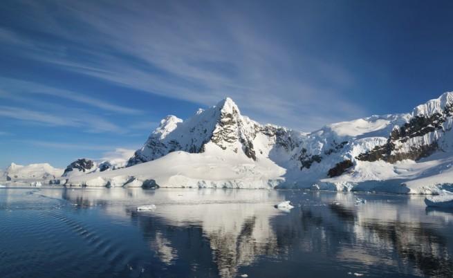 Древният лед разкрива тайни за Земята