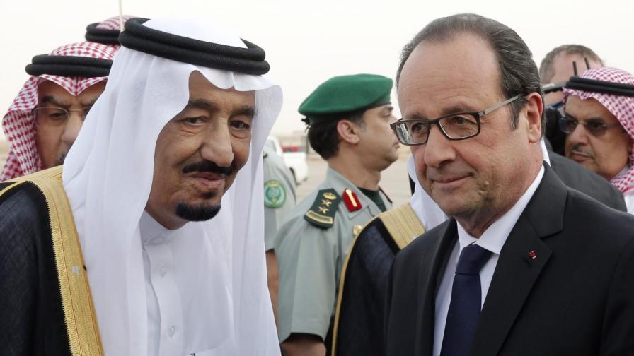Франция: Затварят плаж заради ваканцията на саудитския крал
