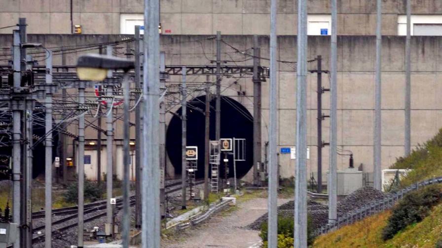 Опит да се проникне в тунела под Ламанша завърши трагично