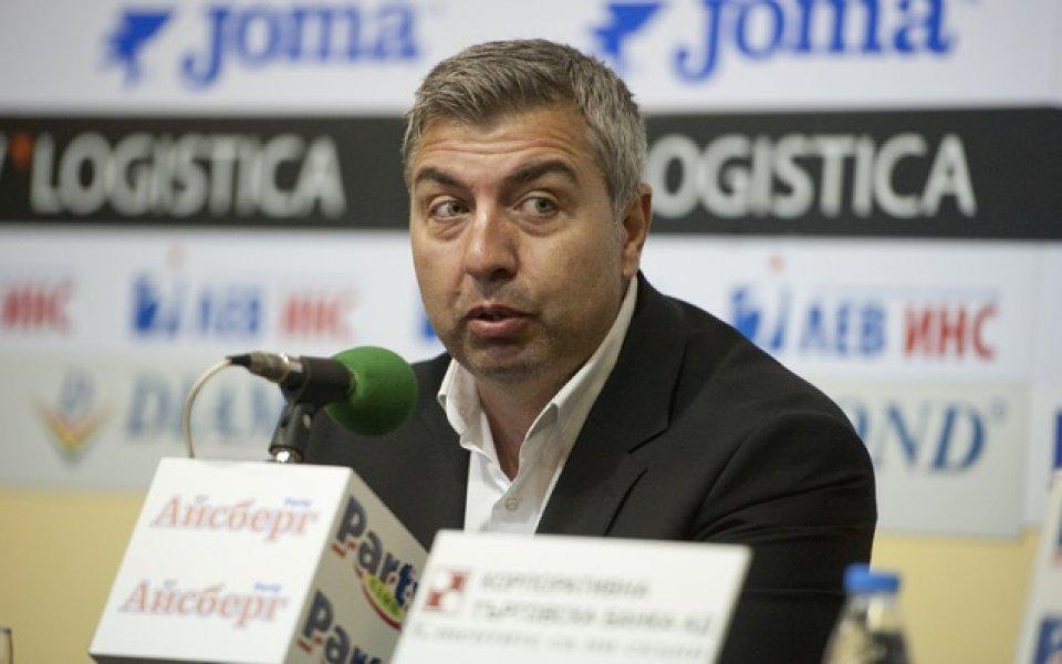 Шефът на БФАС: Искам да върнем блясъка на рали България