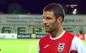 ВИДЕО: Якимов: След гола на Берое заиграхме добре