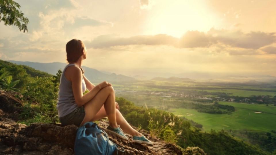 Осем причини да тръгнеш на път сама