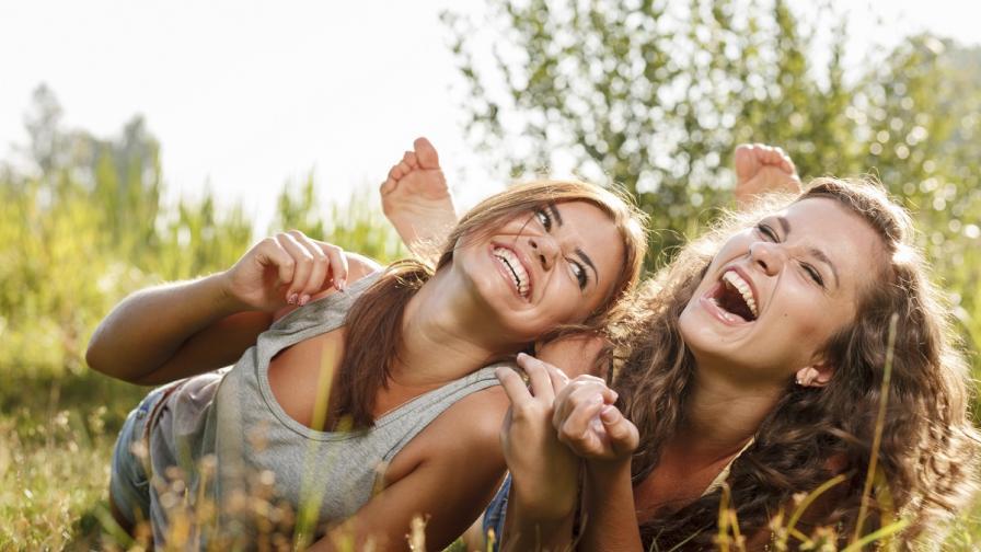 Пазенето на тайни е ключът към женското приятелство