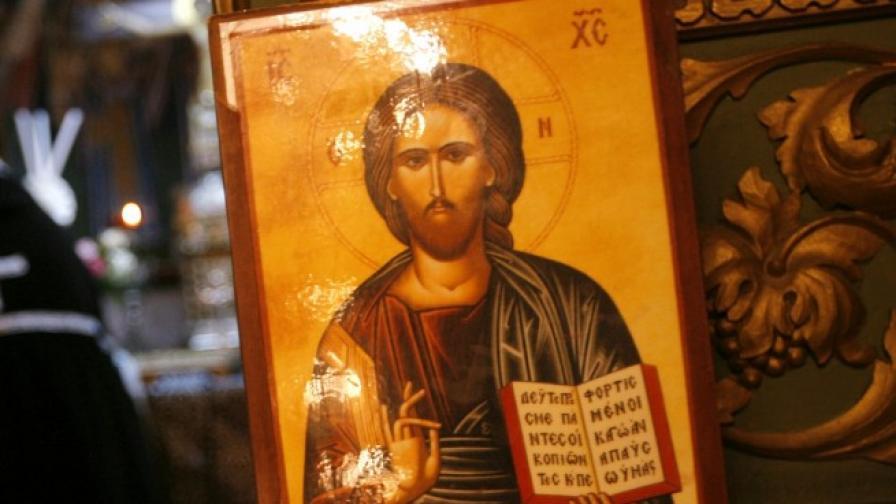 Църквата отбелязва Преображение Господне