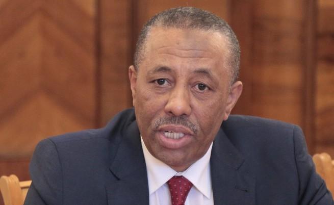 Премиерът на Либия се ядоса и обяви, че подава оставка