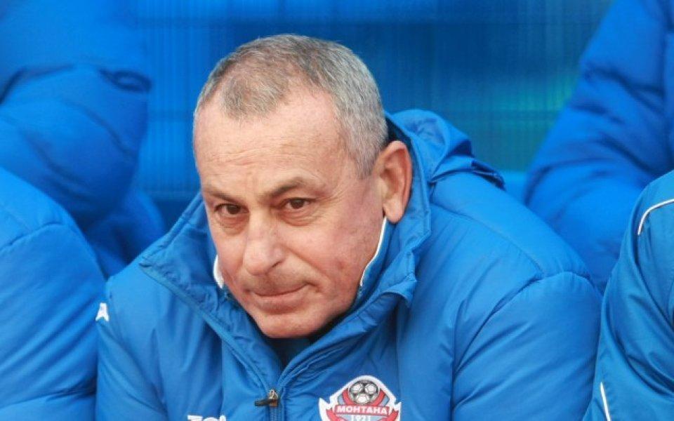 Михаил Мадански: Не направихме най-добрия си мач