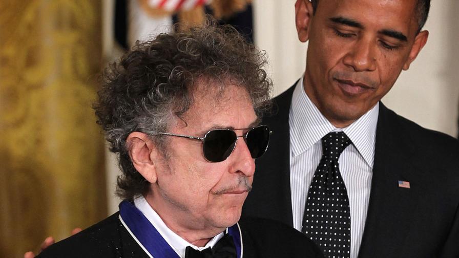 Боб Дилън – най-великия автор на песни за всички времена