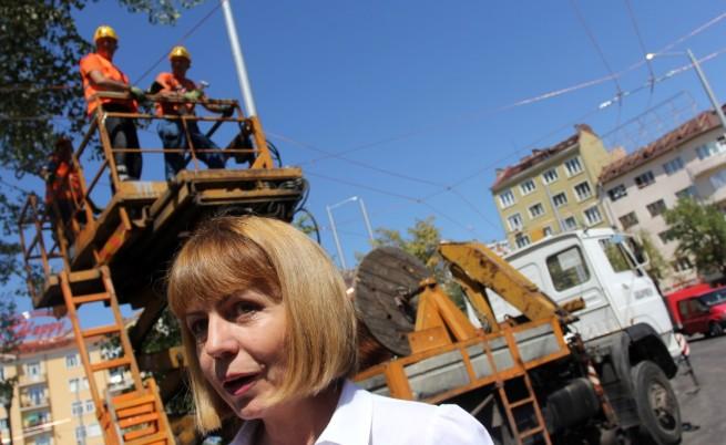 Фандъкова: Голямата цел е по-чист въздух в града
