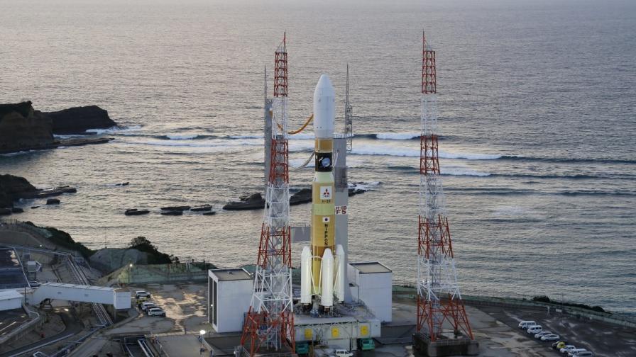 Япония изпрати на МКС... мишки