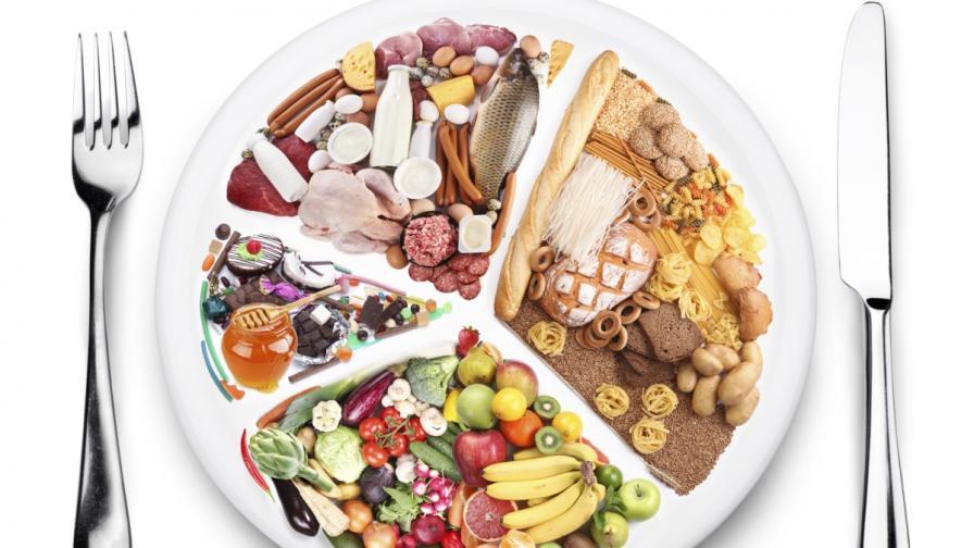 18 храни, които помагат да отслабнем