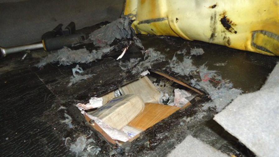 Кучето Чара откри над 20 кг хероин в кола на ГКПП Лесово