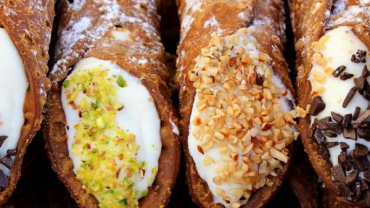 каноли десерт италия