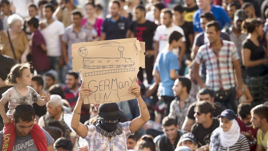 ООН: 200 хил. бежанци да бъдат разпределени в ЕС чрез задължителни квоти