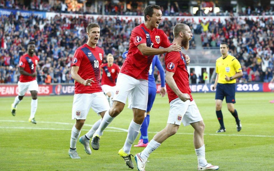 Норвежците се надяват на директно класиране за Евро 2016