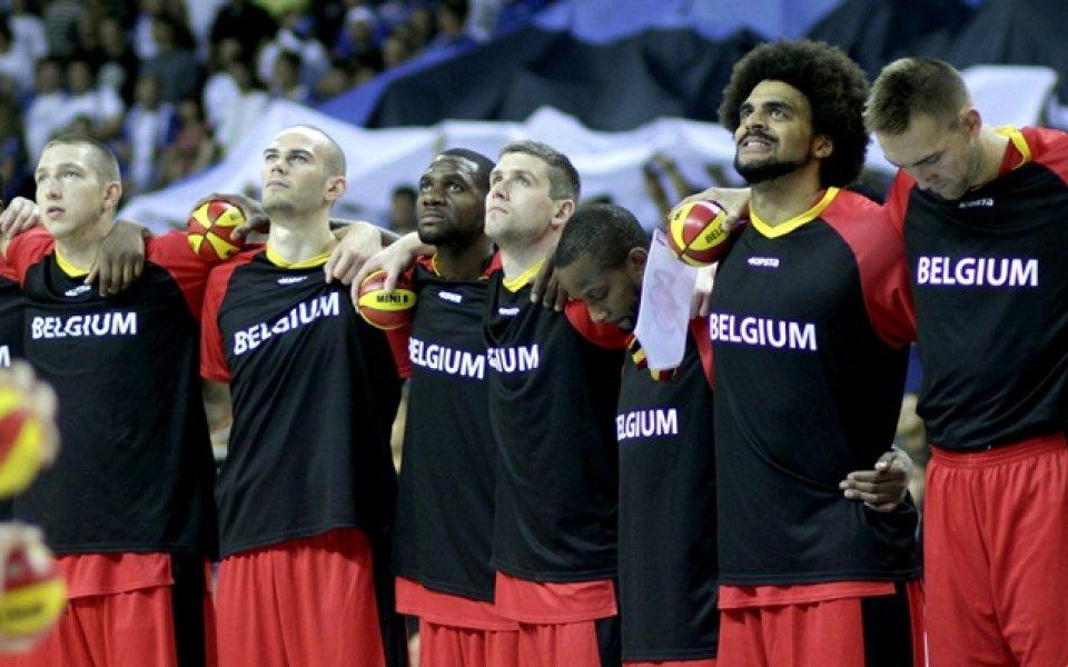 ВИДЕО: Белгия излъга Литва в луд мач