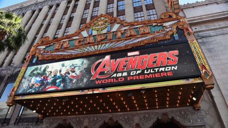 Кои са най-касовите филми за лятото на 2015 г.
