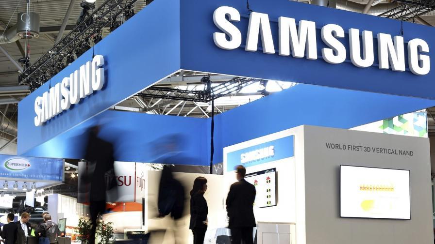 Проблемите на Huawei може да са бонус за Samsung