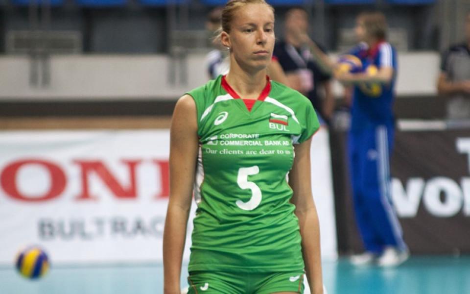 Добриана Рабаджиева с 23 точки за четвърта победа в Китай
