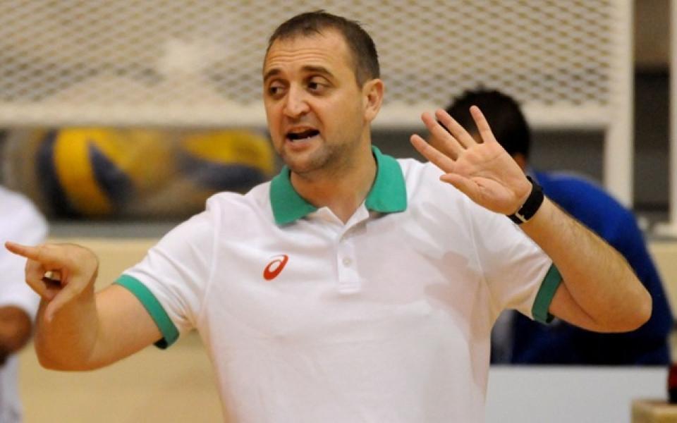 Иван Петков: Силно се надявам, че скоро ще можем да мерим сили с отбори като Шверин