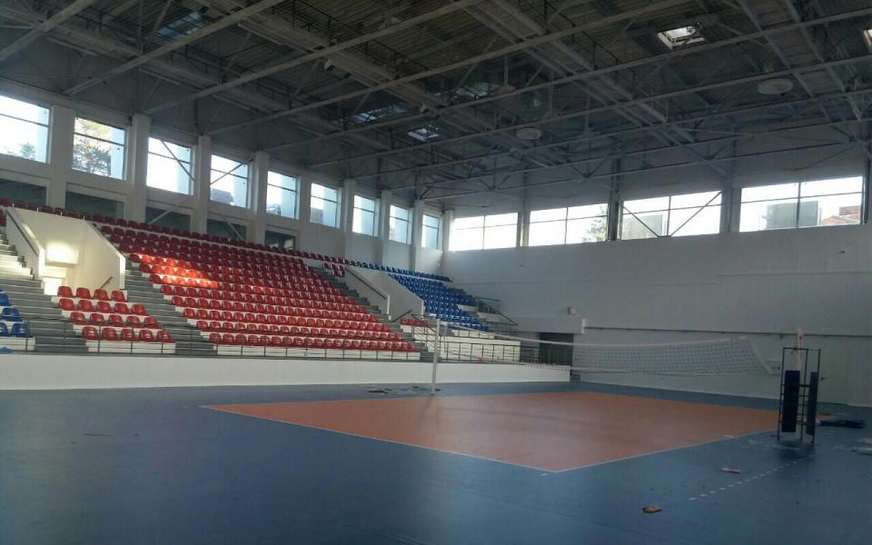Зала за близо 5 млн. лева откриват в Белоградчик