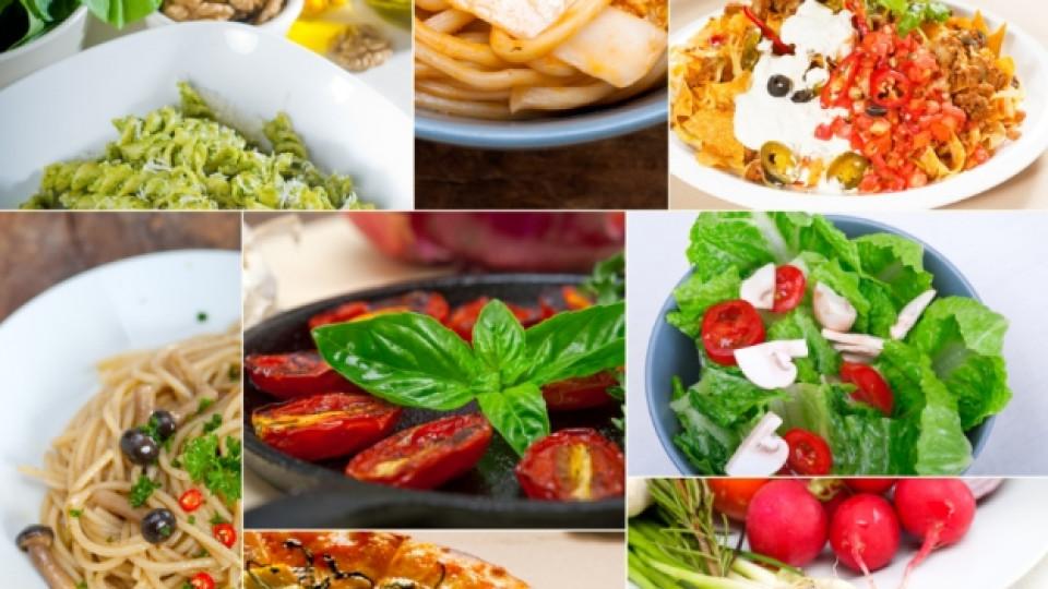 Пеганизъм – новата хранителна мода