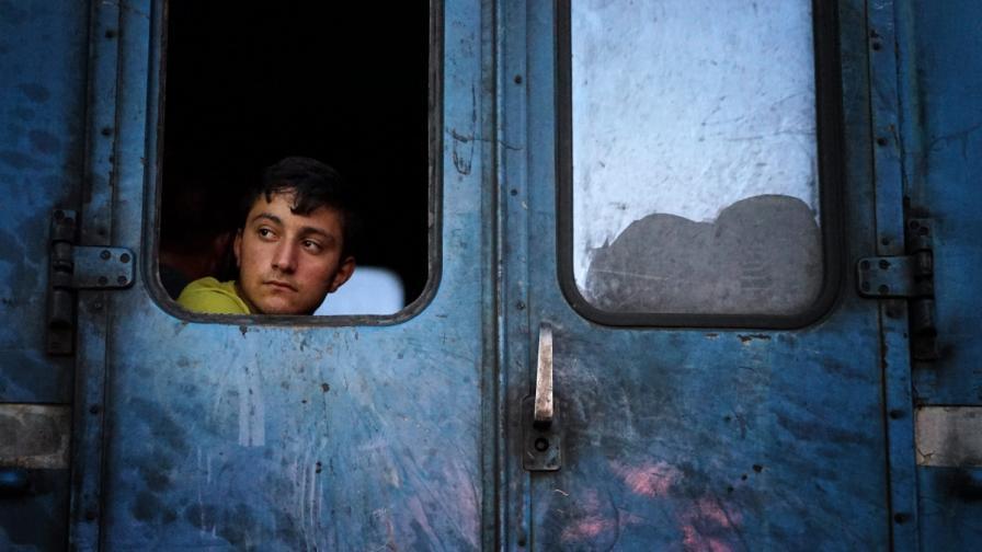 Каква е Европа в очите на бежанците