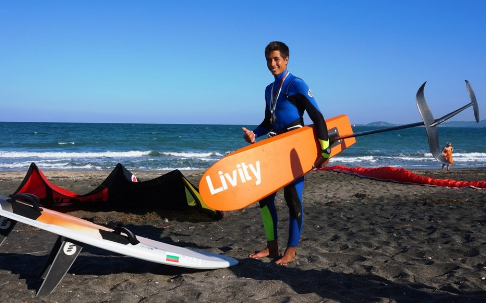 Бачев остана на крачка от медалите на световните плажни игри